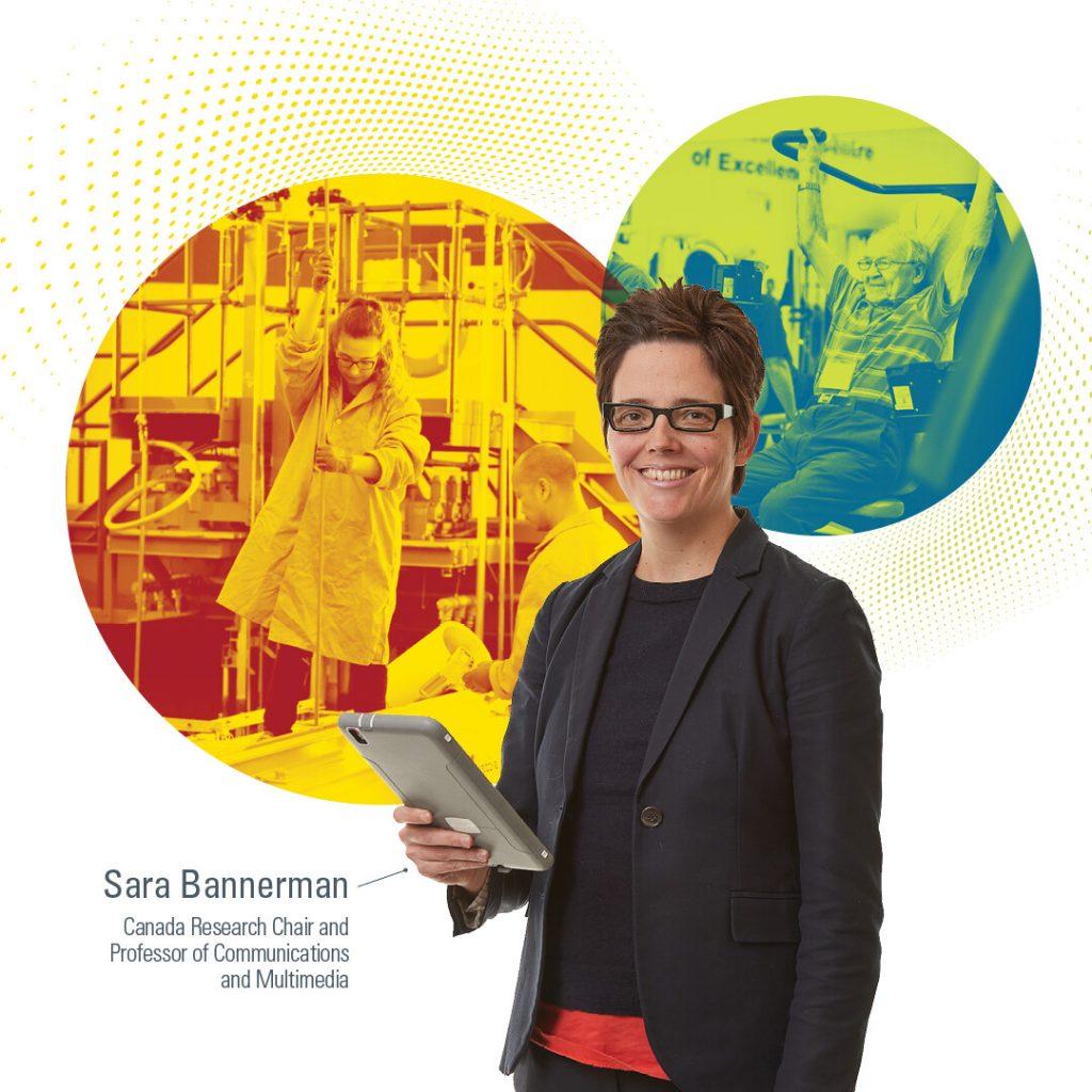 Sara Bannerman Graphic